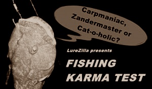 fishing karma test