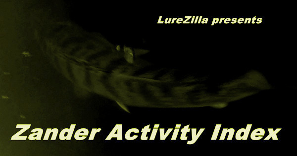ZANDER ACTIVITY INDEX